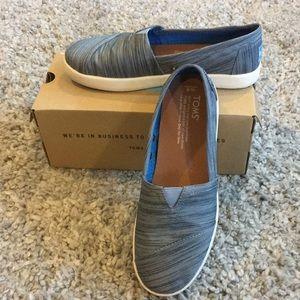 TOMS Lightweight Slip-On Women's Shoes